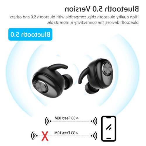 True Earbuds TWS Bass Headphones