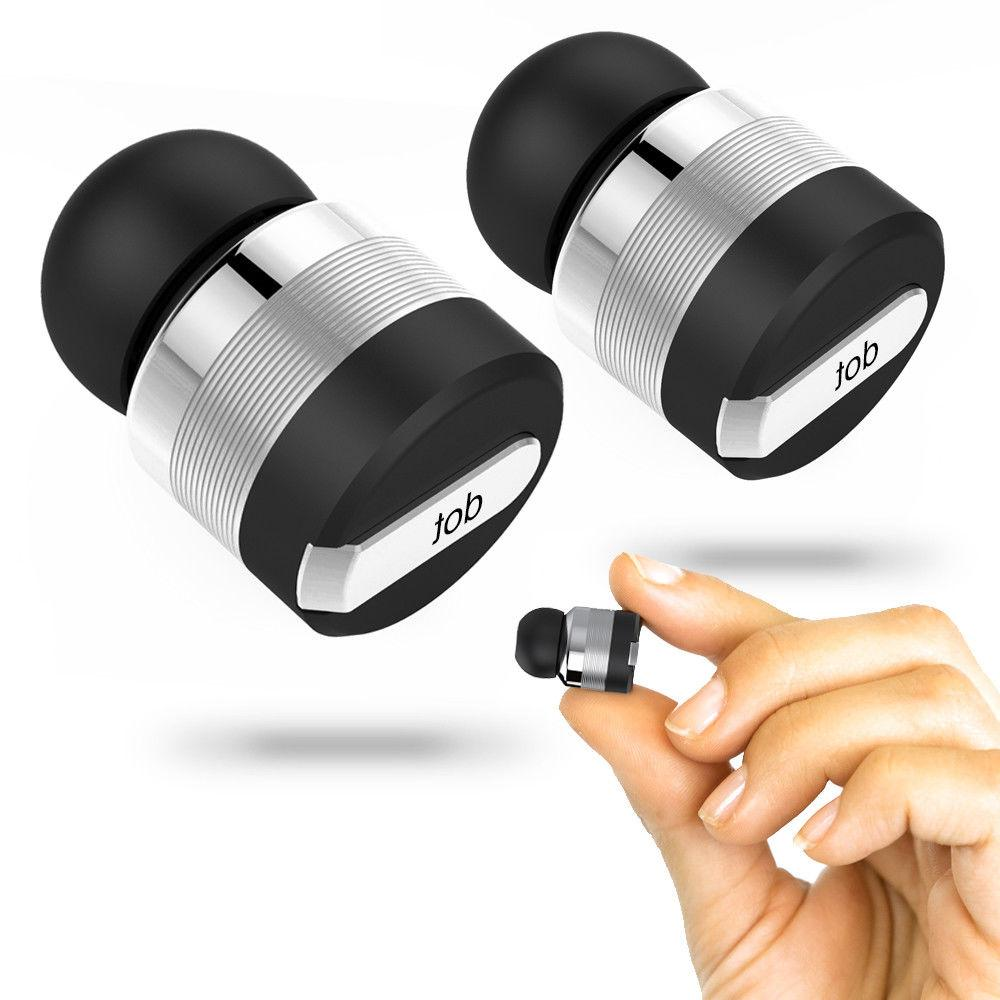 true wireless bluetooth earbuds w mic