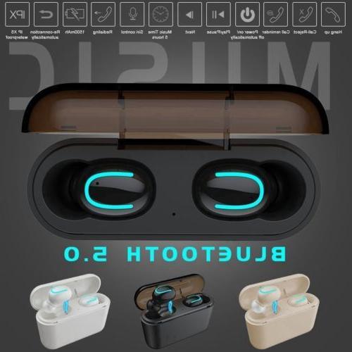 True Bluetooth5.0 Sports HD