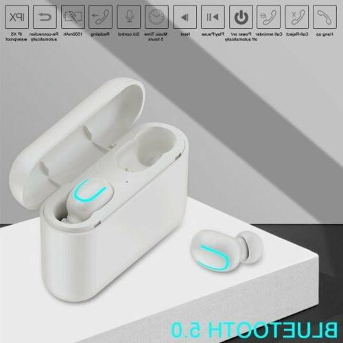 True Bluetooth5.0 Sports Earbuds In HD Stereo