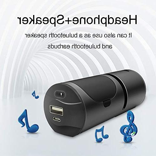 Earbuds, Touch Built Bluetooth and Waterproof, Ear Earphones