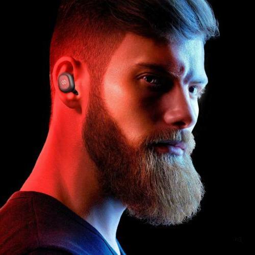 SoundPEATS True Wireless 5.0 Bluetooth Headphones in-Ear