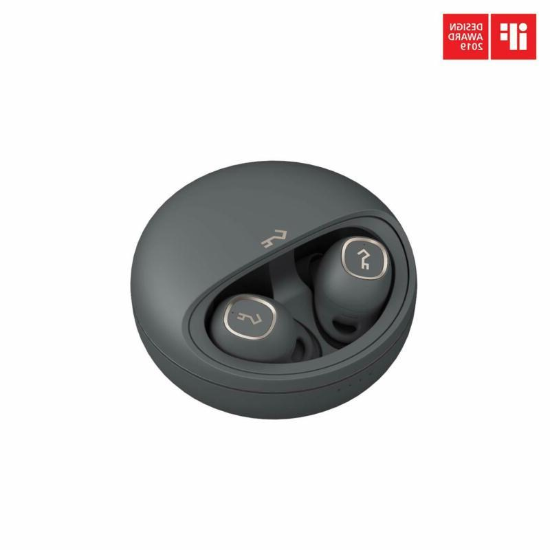 true wireless earbuds 7h playtime per charge