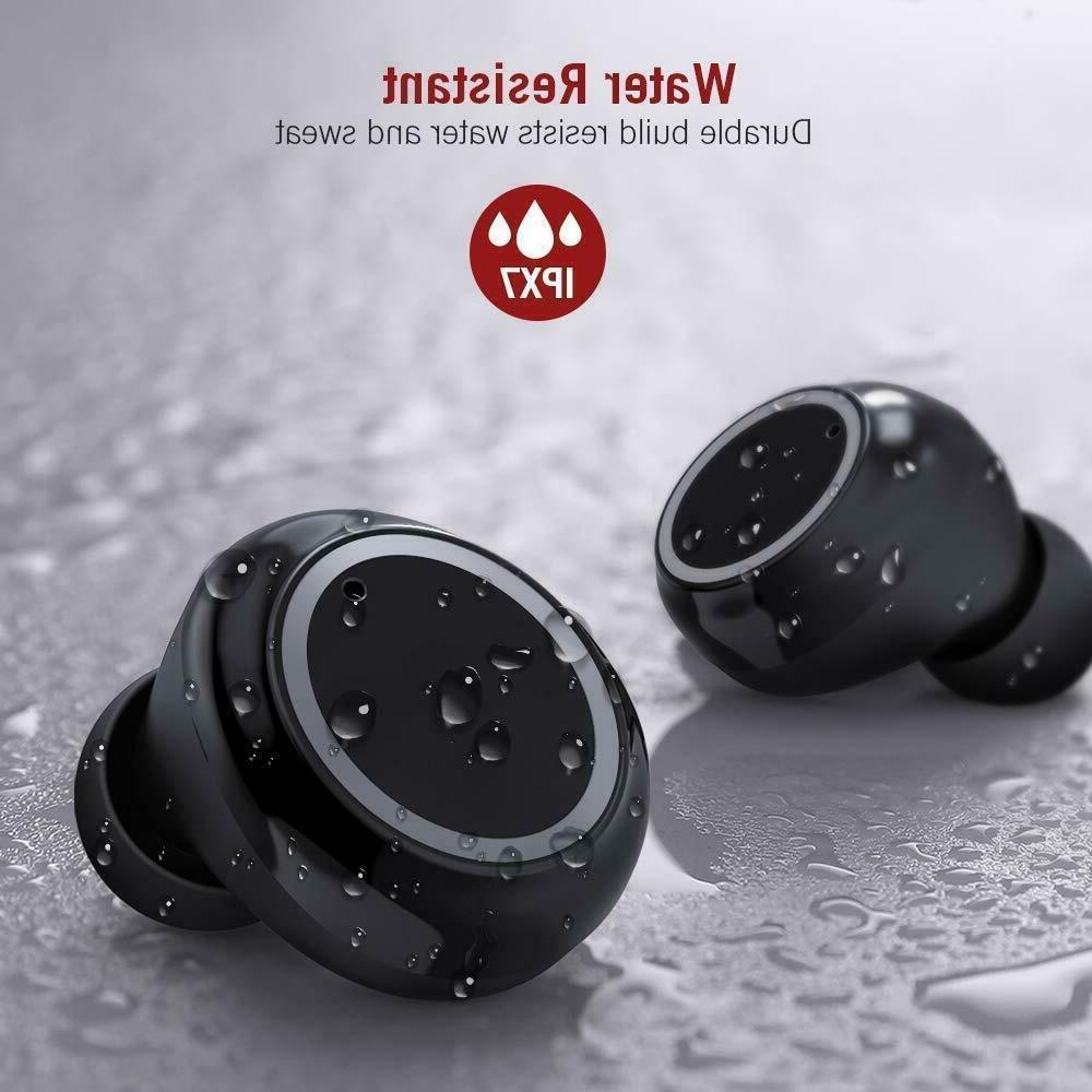 True Bluetooth 5.0 Headphones Waterproof