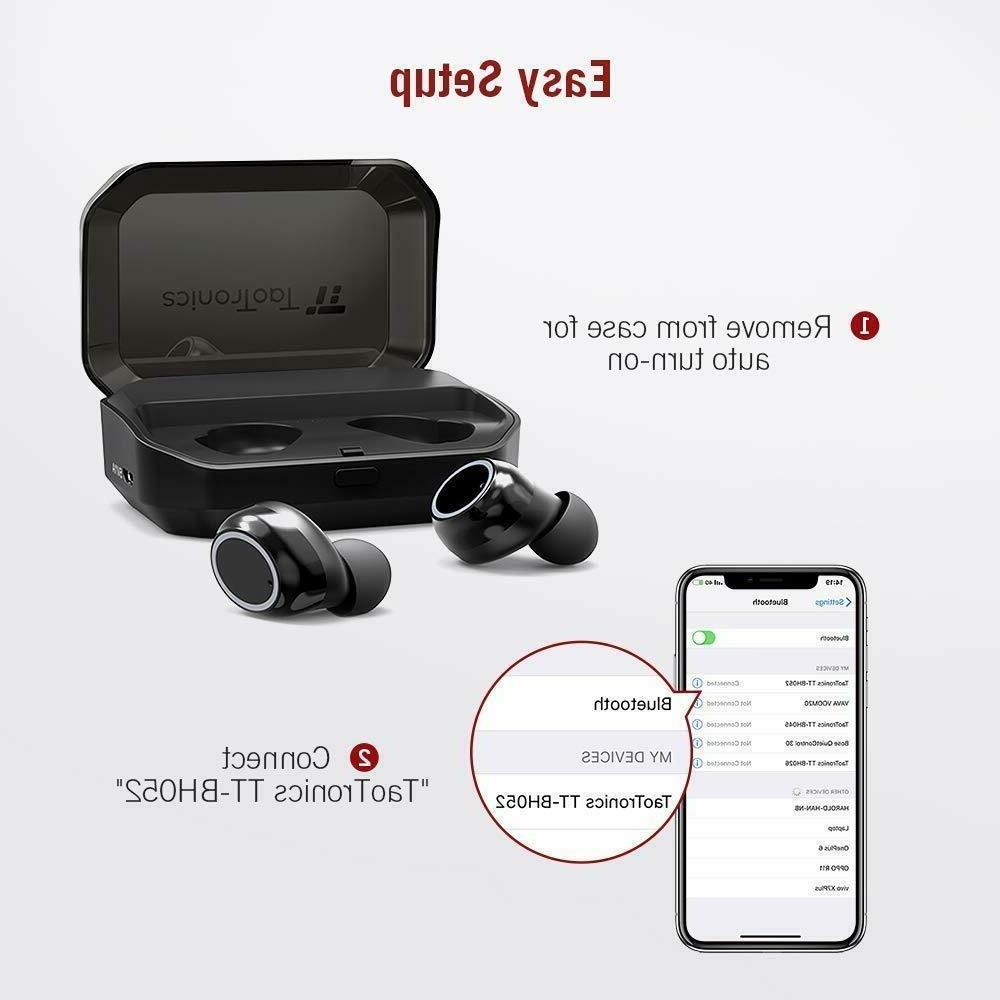 True Bluetooth 5.0 Waterproof