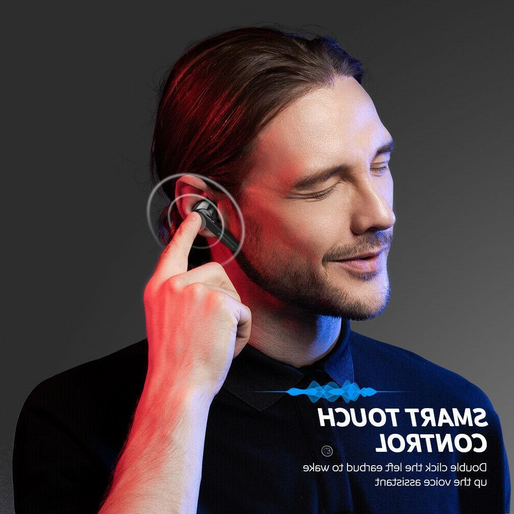 SoundPEATS True Wireless Bluetooth 5.0 Headphones TWS Earphones