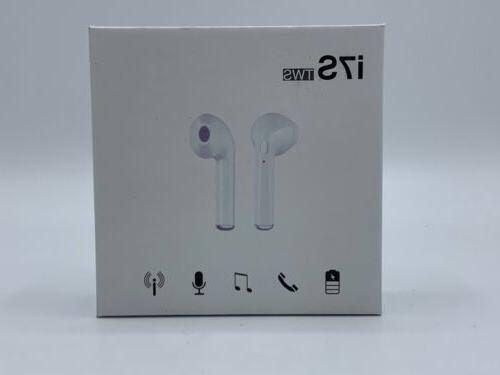 true wireless earbuds bluetooth headphones in ear