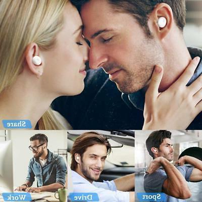 Deep in Ear HD Bluetooth Earphones