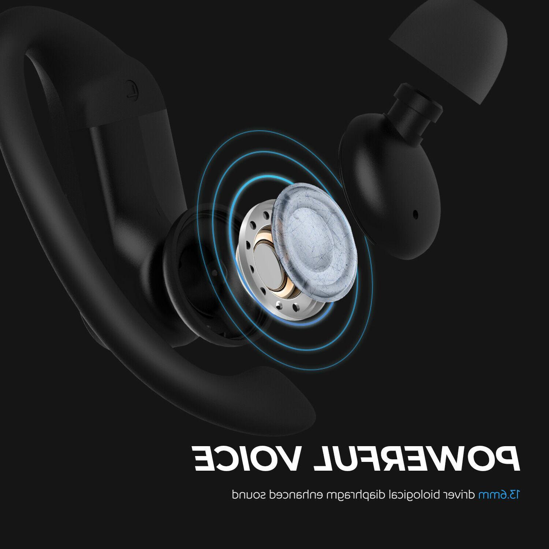 SoundPEATS Over-Ear Hooks Earphones IPX7