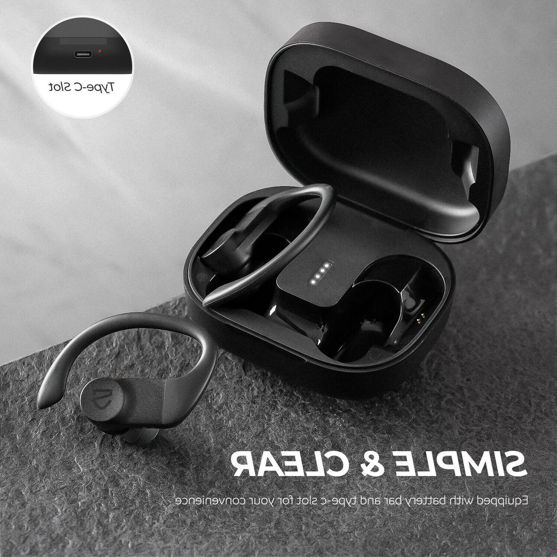 SoundPEATS True Over-Ear Earphones IPX7