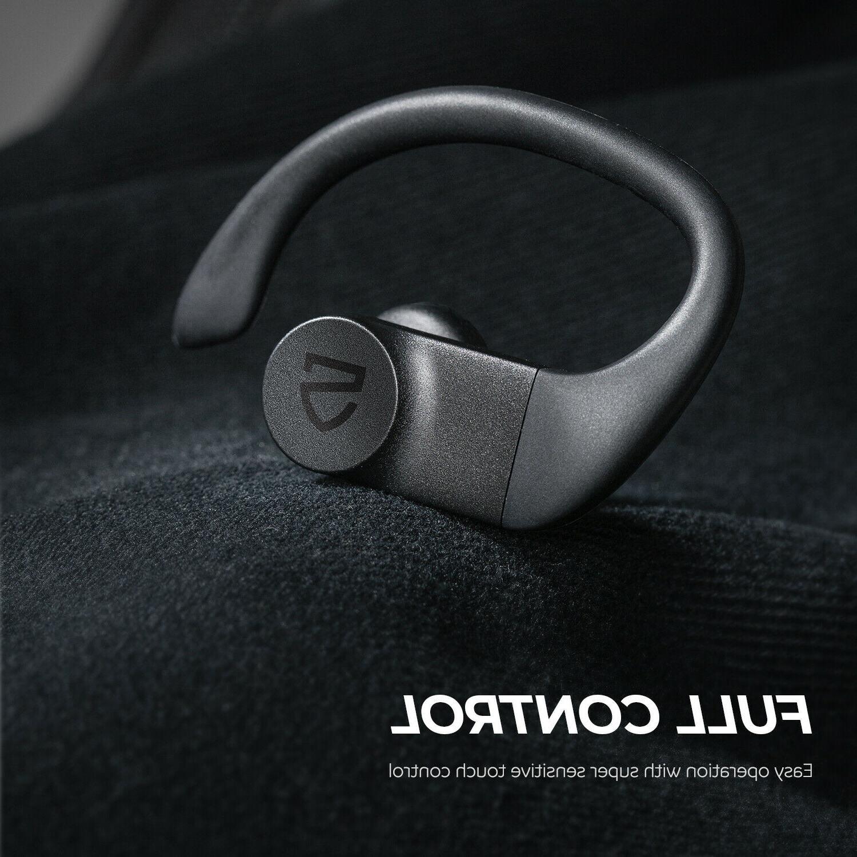 SoundPEATS Over-Ear Hooks Bluetooth Earphones