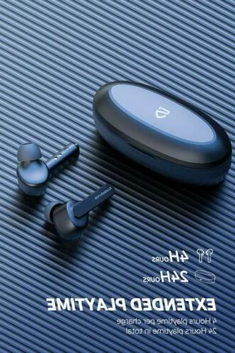 SoundPEATS Wireless TWS Ear Bluetooth