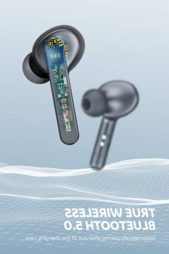 SoundPEATS True TWS Headphones Stereo Mic