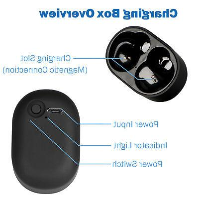 Mini Wireless Bluetooth Earphones