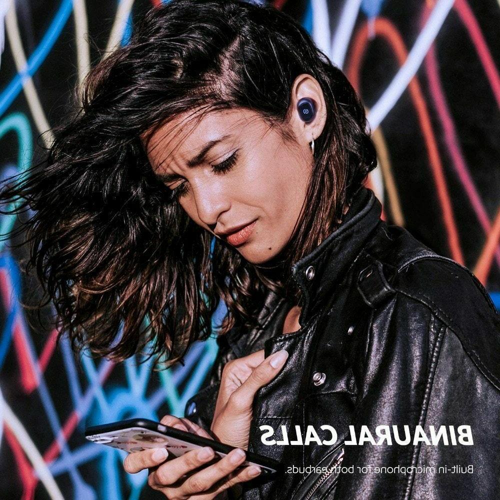 SoundPEATS Truefree+ Bluetooth Wireless Earphones Earbuds