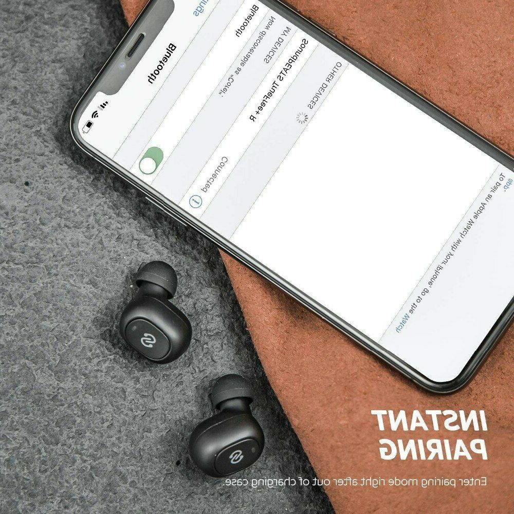 SoundPEATS Wireless Earphones True Wireless Earbuds