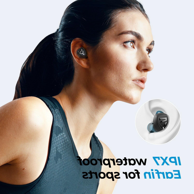 SoundPEATS TWS True Wireless Sports Earphones Trueshift