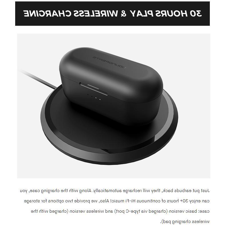 SoundPEATS True Wireless Earbuds 5.0 Earphones
