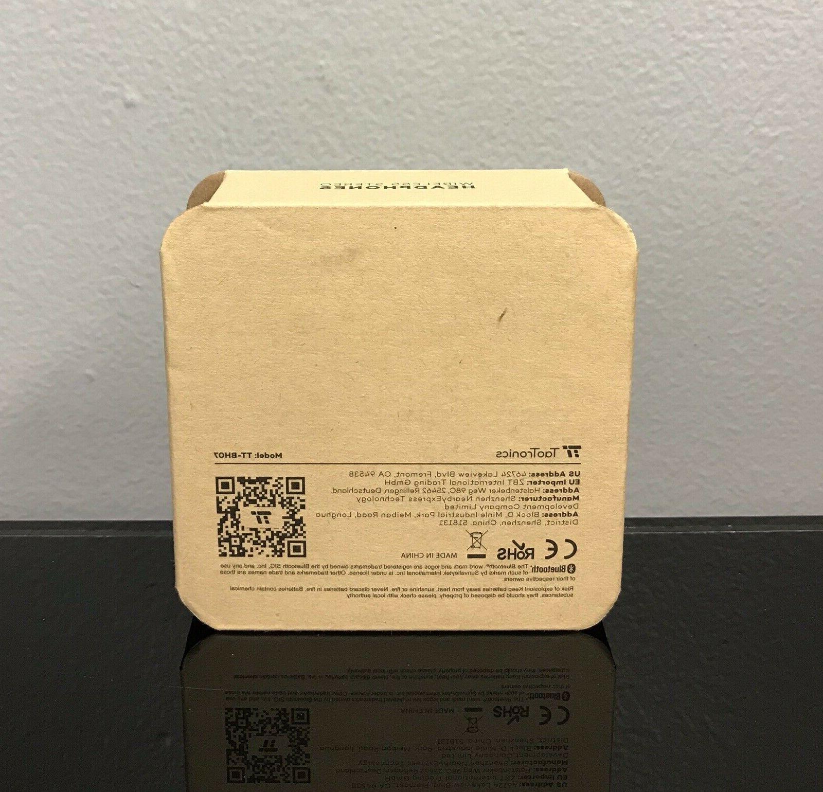 TaoTronics TT-BH07 53-10007-001 Wireless 4.1 In-ear