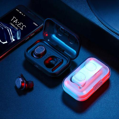 Bluetooth 5.0 Earphone Wireless Headsets Earbuds