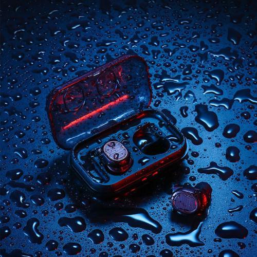 tws 8 bluetooth 5 0 sports waterproof