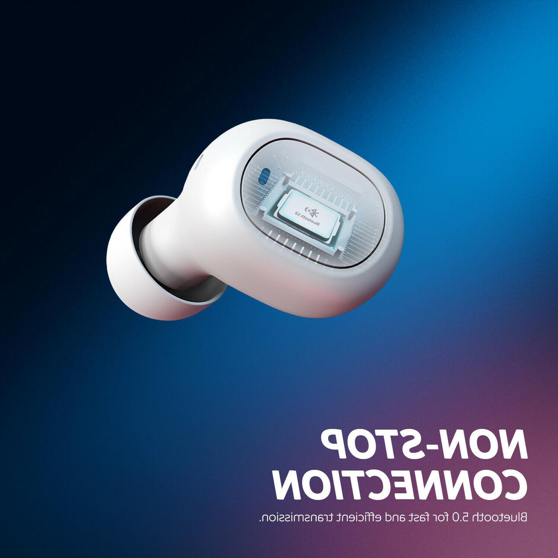 SoundPEATS Bluetooth 5.0 Earbuds Earphones Headphones