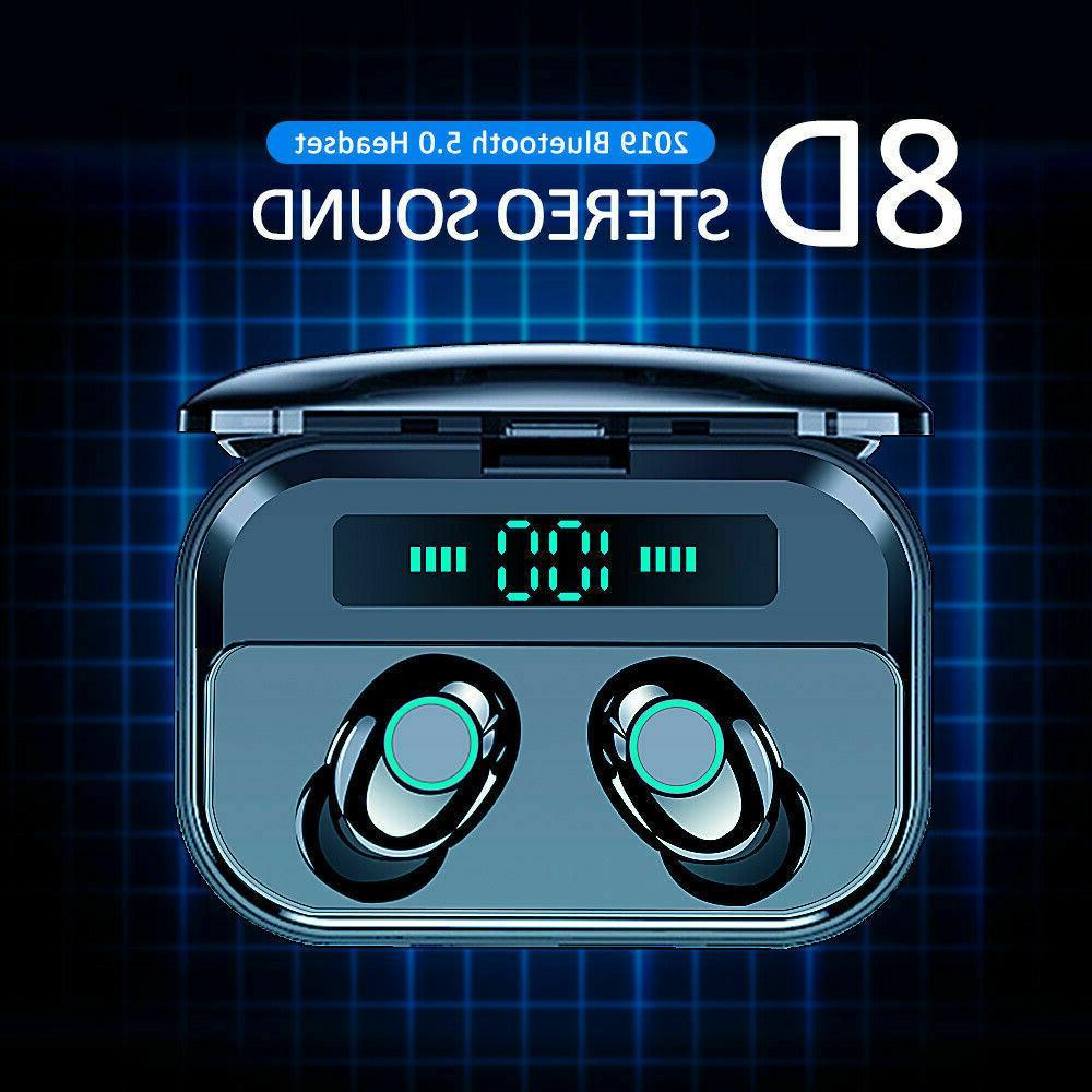 TWS 5.0 Wireless Stereo Black