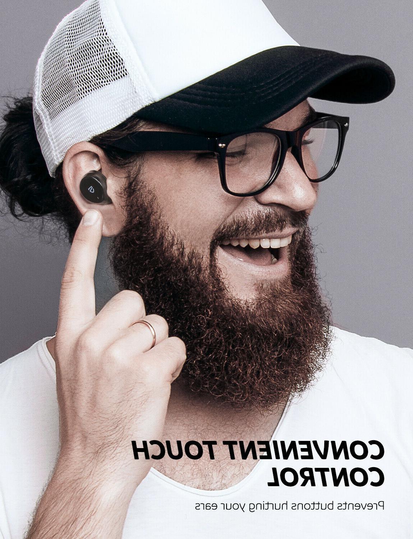 SoundPEATS Earbuds True IPX7 Waterproof