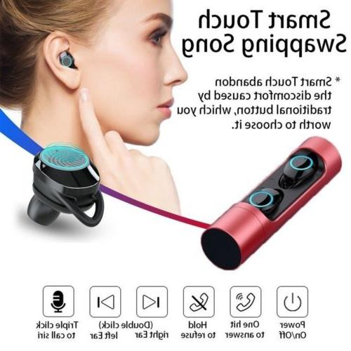 Wireless Headphones Sport Earphone