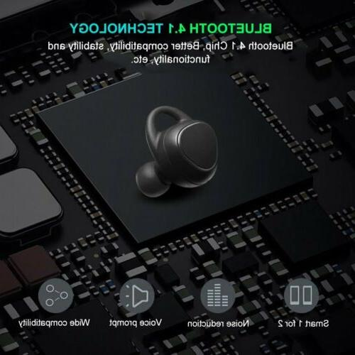 Wireless Earbuds Headset For Gear iConX