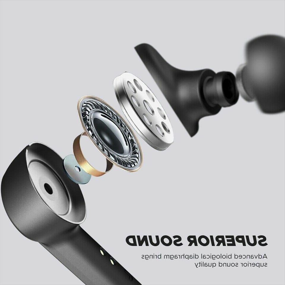 TWS Wireless Earbuds Soundpeats definition mic Earphone