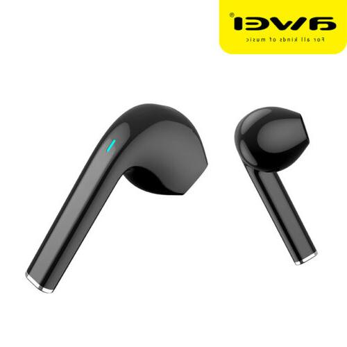Awei TWS Wireless Earphones Earbuds Stereo Headphones