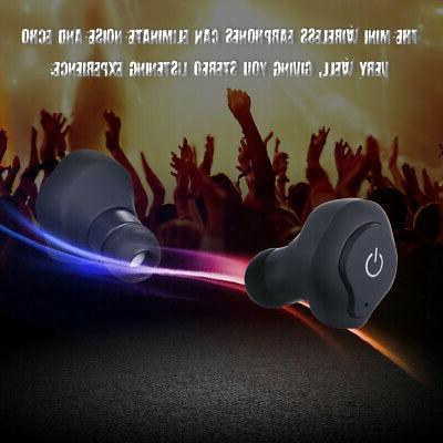 TWS Wireless Earbuds Mini Earphone lightweight S7R5