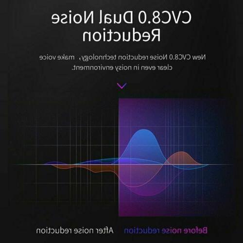 TWS Wireless Earphones 5.0 Stereo In-Ear Headphones
