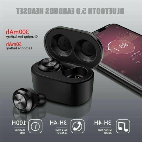 TWS 5.0 In-Ear Headphones