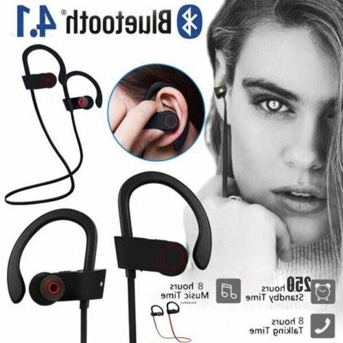 Bluetooth Earbuds iPhone