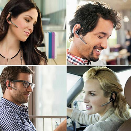 Universal Wireless Bluetooth Stereo Earphone Handsfree Sport Headset Earbuds