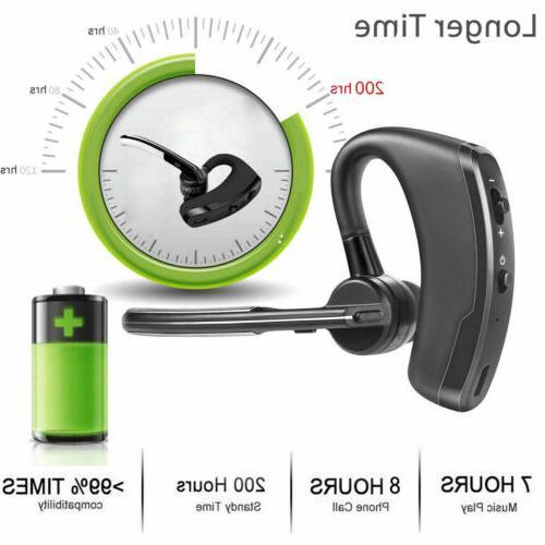 Universal Wireless 4.0 Stereo Earphone Handsfree Headset Earbuds