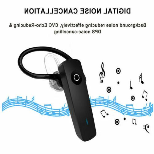 Universal Bluetooth Stereo Handsfree Headset