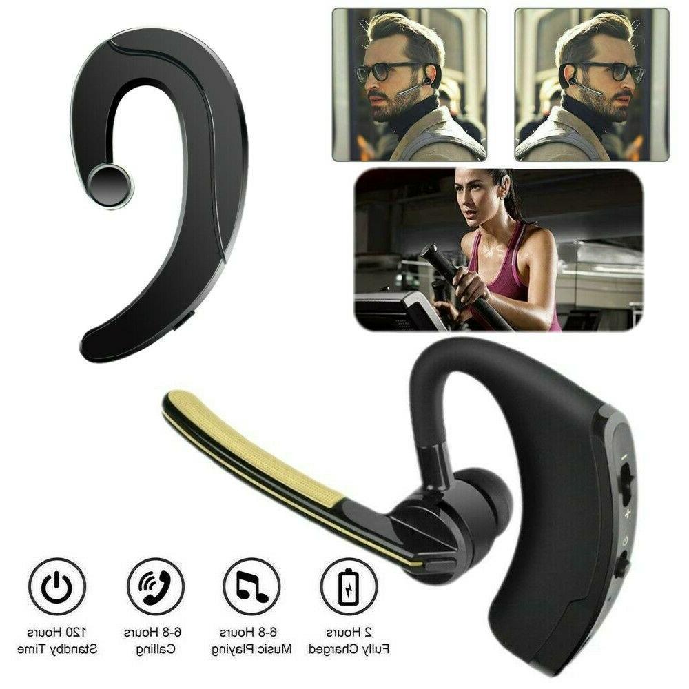universal wireless bluetooth 4 0 stereo earphone