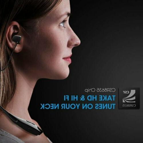 Bluetooth 5.0 Headset