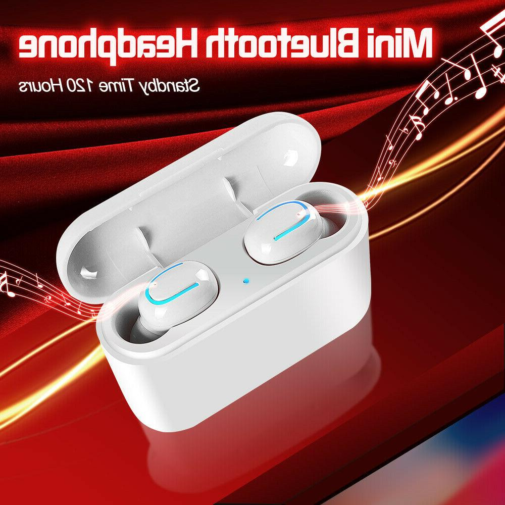 US Earbuds Bluetooth in-Ear TWS Earphones