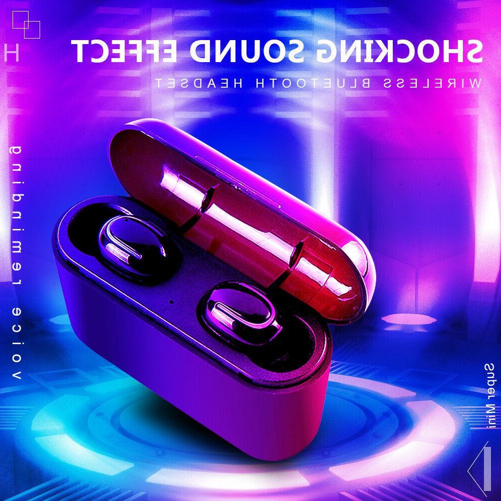 us mini true wireless earbuds bluetooth 5