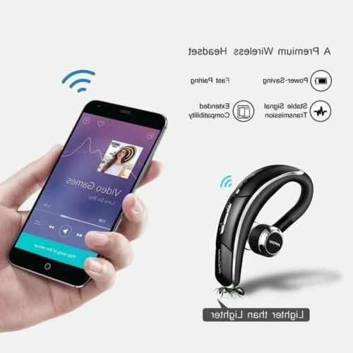 Mpow Headset Wireless Earbud Mic for