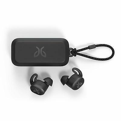 Jaybird Vista Wireless Bluetooth IPX7 w Charging Case Black PS
