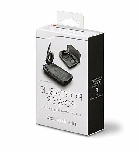 voyager 5200 bluetooth headset charge