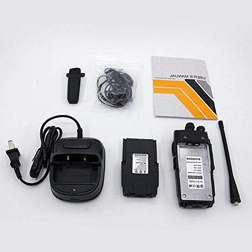 Winmoom walkie long range rechargeable pack 16 Intercom with Button Radio,UHF 400-480MHz Miles Range