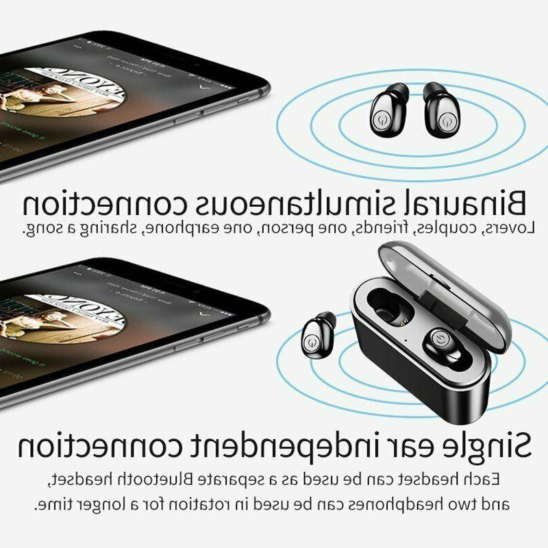 Waterproof Earbuds Earphones Cancelling