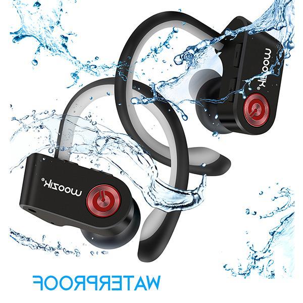 Waterproof Bluetooth Stereo Sport Ear TWS