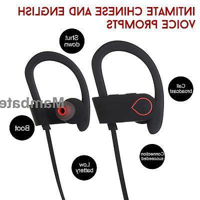 Waterproof Bluetooth Beats in Ear Design